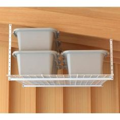 45 In. X 45 In. Ceiling Storage Unit