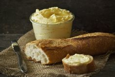 Homemade Cultured Butter via Relishing it Minnesota Food, Healthy Dips, Homemade Butter, No Cook Desserts, Food Photography Styling, Wine Recipes, Favorite Recipes, Cooking, Sauces