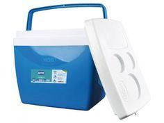 Caixa Térmica Mor 26L - com Alça Regulável Azul com as melhores condições você encontra no Magazine Apscomputadores. Confira!