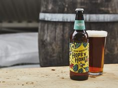 SIBA National Champion Speciality Beer - this golden honey beer is the perfect introduction to fine ale as it expertly balances bitter and sweet flavours.