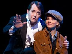 Matthew Broderick in Nice Work It You Can Get It #Broadway #Theater