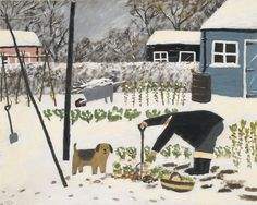 Parsnips, Sprouts and Greens, 2013 Gary Bunt