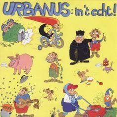 Urbanus - In 't Echt! (1986) - MusicMeter.nl
