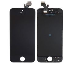 general-for-sale: LCD Lens Touch Screen Display Digitizer Assembly Replacement for iPhone 5 Black - LCD Lens Touch Screen Display Digitizer Assembly Replacement for iPhone 5 Black. Apple Iphone 5, Iphone 5c, New Iphone, Cheap Iphone 5, Cell Phone Picture, Free Cell Phone, Screen Replacement, Glass Replacement