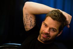 "LIMA VAGA: Ricky Martin actuará en la serie ""Versace: America..."
