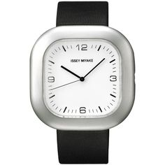 GO is the latest watch by Japanese industrial designer Naoto Fukasawa for fashion brand Issey Miyake, Now available at Dezeen Watch Store.