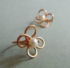 copper wire jewelry - Google Search