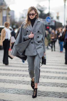 Street-Style Paris 2017