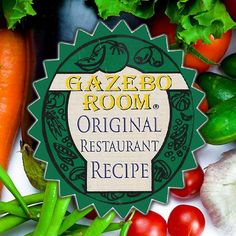 Ready for a blast from the past? Check out our profile link for our best Gazebo Room Original Restaurant #Recipes! These are the dishes that made our family recipe famous!