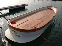 Gozzo IL MORETTO Boat by Yachting Ideas