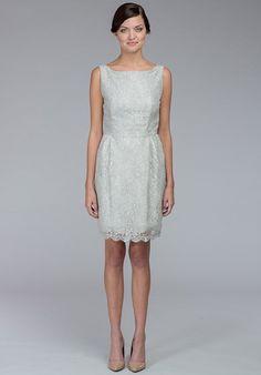 Kate McDonald Little White Dress