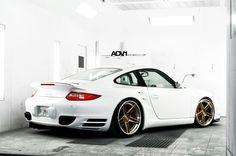 Porsche Track Spec SL (by Porsche 911 Turbo, Porsche Cars, Porsche Wheels, Car Wheels, Stance Nation, Jdm, Lamborghini, Nissan, Mustang
