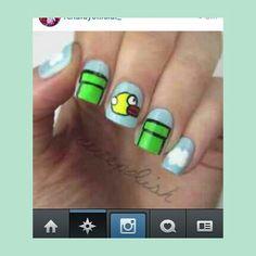 Flappy Bird.