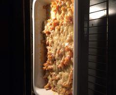Rezept Variation von Schneller Nudelauflauf 4-6 Portionen von Tina130580 - Rezept der Kategorie Hauptgerichte mit Fleisch