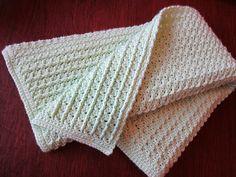 Ravelry: Crochet Sweet Baby Blankie pattern by Roberta Maier