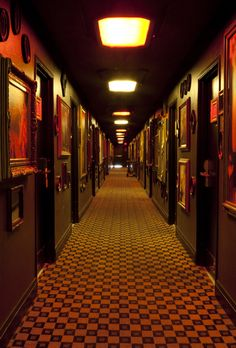 Creative types will love the Artisan Hotel in Las Vegas as no two rooms are alike and all are decorated with the work of a notable painter