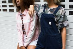 ELEMENT WOMEN'S DAYZ AGAIN OVERALL / Go for 70s cool with our Dayz Again Overall, a retro throwback to chilled vibes and a positive outlook on life. Chuck it over a tee or even something with sleeves. It is cut from cotton, so it ll breathe in the warmer months and get better with age