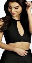 boohoo Plunge Front Halterneck Bralet - black azz02417 Transparent evening tops are everywhere this season. Shake it up in sheer shell tops, panelled shirts and cutting-edge crops. Add attitude in an A line skirt and slinky strappy heels . Statement separ http://www.comparestoreprices.co.uk/womens-clothes/boohoo-plunge-front-halterneck-bralet--black-azz02417.asp