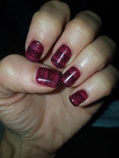 #nailstamping