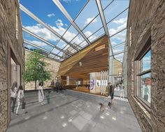 Gallery of LTL Architects' Timber Intervention Wins Competition for Telluride Arts Center in Colorado - 8