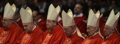 Kardinäle in Rom: Harsche Töne aus dem Vatikan
