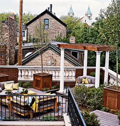 roof patio