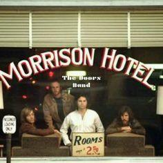 """https://m.facebook.com/The-Doors-Band-1643222725925549/  https://instagram.com/p/zgzKaDRbio/  El 23 de Febrero de 1970 El Lp """"Morrison Hotel"""" de la banda americana de Blués Rock, Rock Psicodélico, Rock Acido; THE DOORS es certificado disco de oro.  El álbum fue publicado de 1 de Febrero del mismo año, con el No. de catalogo EKS-75007 (Stereo). Debuto en el puesto N°51 de los charts el 7 de Marzo y logro su mayor posición al situarse en el N°.4. Morrison Hotel (a veces conocido como el Hard…"""