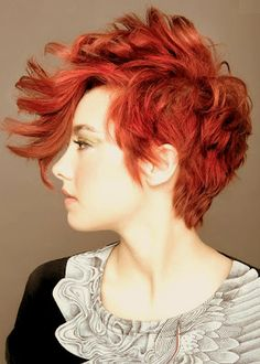 Short haircuts 2014 for women