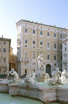 Facciata del Museo di Roma