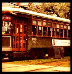 Ridin' Trolley's in Nawlins