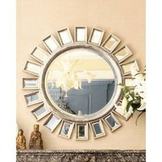 Brilliant Sunburst  Starburst Wall Mirror *** More info could be found at the image url. (This is an affiliate link and I receive a commission for the sales)