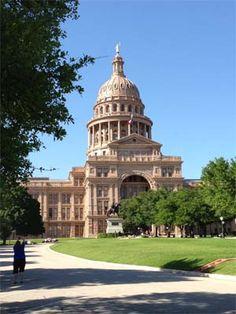 Austin Texas - State Capital