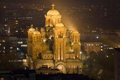 Sveti Marko Orthodox Church, Belgrade.