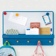 "Tidy Books Magnetic 2' x 1' 3"" Memo Board | AllModern"