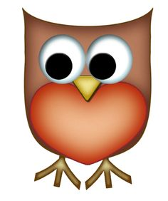 Cute Things: Image: Owl Clipart