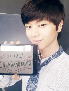 Sungjae #ShowChampion ♡