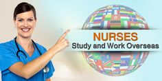Indian Nurses: Want to Study and Work Overseas?