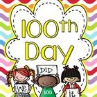 This is an adorable packet of activities to make your 100th Day Great! Pick up a copy of the Wolf's Chicken Stew by Keiko Kasza and this unit and y...