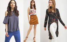 Bluzki Vero Moda