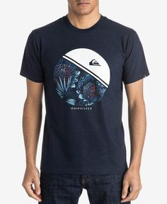 Quiksilver Men's Graphic-Print T-Shirt Mens Clothing Brands, Men's Clothing, Mens Fall, Tshirts Online, Graphic Prints, Fall Winter, Mens Tops, T Shirt, Clothes