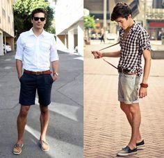 sim devem mesmo usar shorts