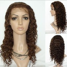 Full lace wig color 2