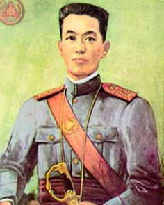 Emilio Aguinaldo was a Filipino nationalist that led revolutionaries to fight for their independence. Went up against one of the strongest military forces in the world: the United States of America. The Spanish American War, American History, Emilio Aguinaldo, President Of The Philippines, Owl Clip Art, Filipino Culture, Consumer Culture, Mobile Legends, My Heritage