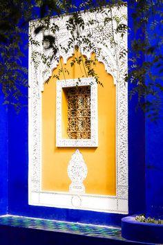 morocco YSL Marrackech (Bleu de Majorelle)