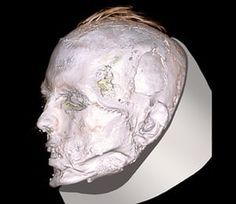 Real face of mummified warrior revealed at British Museum | Culture | The Guardian