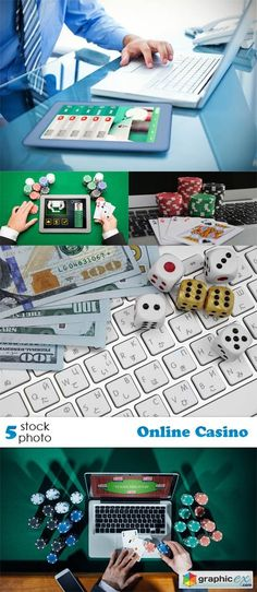 Photos  Online Casino  stock images