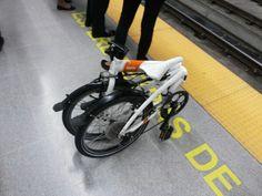 Tambien en el metro, la idea es sacar un carro mas de la via