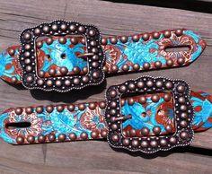 Belt Spur straps | The Cowboy Junkie
