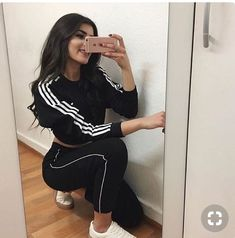 100 Fashion Outfits to 2017 Ideas Lazy Outfits, Swag Outfits, Pretty Outfits, Dress Outfits, Cool Outfits, Casual Outfits, Fashion Outfits, Style Casual, Sporty Style