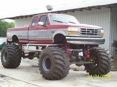 Gmc 4x4, Ford 4x4, Jeep 4x4, Cool Trucks, Big Trucks, Ford Girl, Ford F Series, Four Wheel Drive, Lifted Trucks